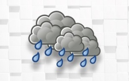 Scattered rains expected over Visayas, Mindanao due to ITCZ