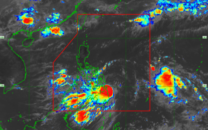 All TCWS lifted as 'Dante' moves away from landmass