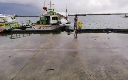 Over 3K stranded in ports due to TS Dante