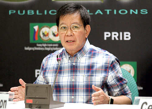 Lacson: Collective action vs 'wang-wang' needed to restore trust