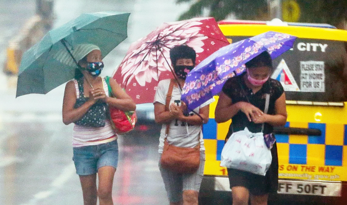 Rainy days are here; protect yourself from diseases — DOH-Calabarzon