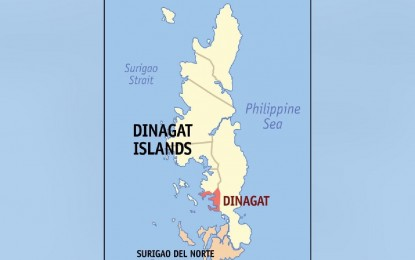'Dante' leaves 1 dead, 236 affected families in Dinagat Islands