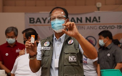 Pinoys who missed 2nd shots just 9% of total: NTF