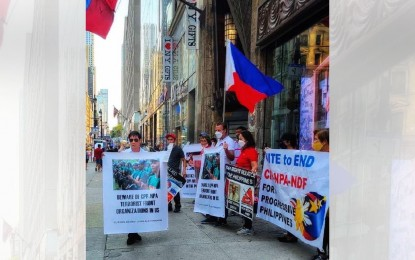 Fil-Am group raises concern over alleged CPP-NPA presence in US