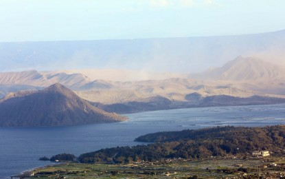 Military assets deployed to aid towns near Taal Volcano