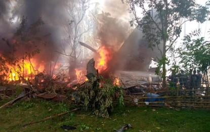 As probe looms, senators condole with families of soldiers, civilians who perished in C-130 crash