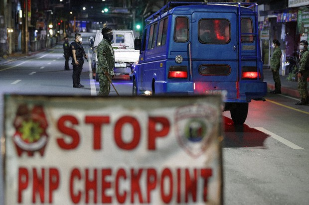 BREAKING: PNP implements border controls in NCR+ starting tonight