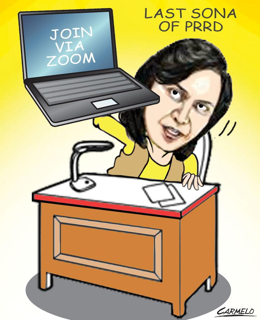 VP Leni invited anew to attend SONA online