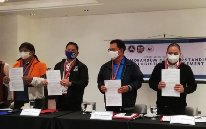Agencies sign MOU for better delivery of disaster supplies