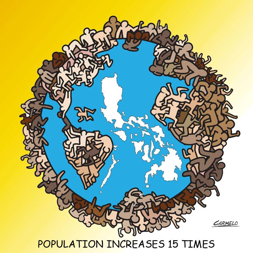 PH population increases 15 times from just 7.6 million in 1903