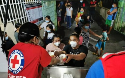 PRC food trucks serve Taal Volcano-affected towns