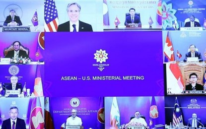 US supports Asean's principles on South China Sea
