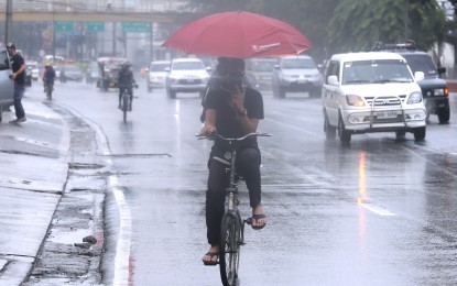 LPA-enhanced habagat rains expected in most parts of Luzon