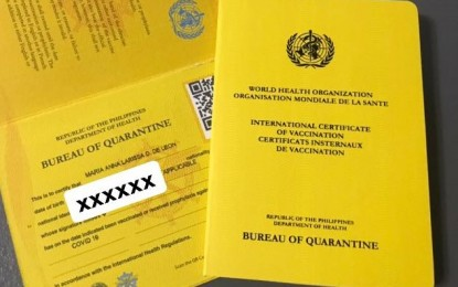 OFWs' vaccination certificates should be issued free of charge
