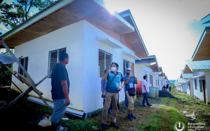 P20-M BARMM housing project in Lanao Sur nears completion