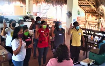 DOLE forms first sustainable livelihood group in C. Visayas