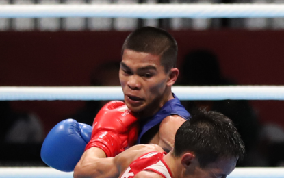 Carlo Paalam stuns Rio gold medalist, assured of Olympic bronze
