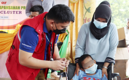 1.2K PWDs at BARMM special area in NoCot get aid