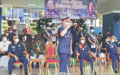 New PNP Region 8 director vows to carry out internal cleansing