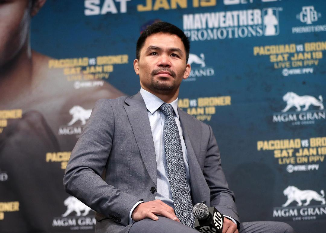 It's Not Over for Pacquiao