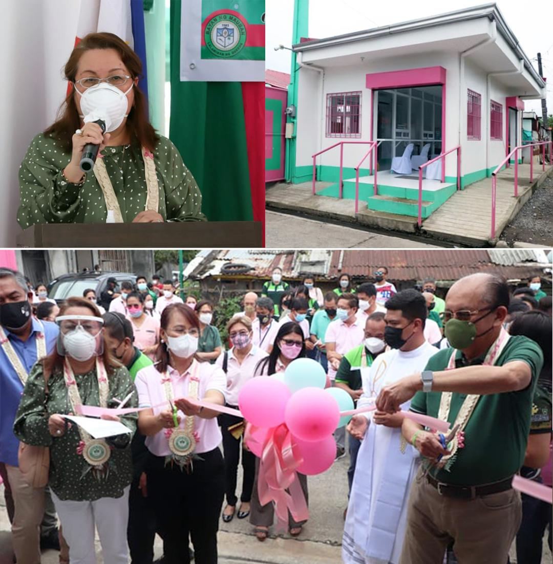 DOH-Calabarzon opens molecular lab for Covid patients in Mauban town