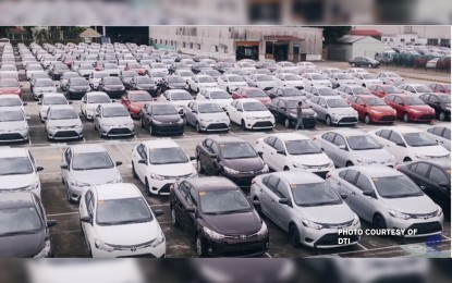 Auto industry sales decline in August