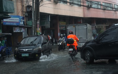 'Jolina' brings heavy rains, flooding in Southern Luzon