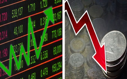 PSEi recovers on risk-on sentiments; peso weakens