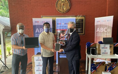 USAID donates laptops, tablets to boost online learning in PH