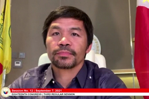 Pacquiao wants Muslim Mindanao to elect its own leaders by 2022