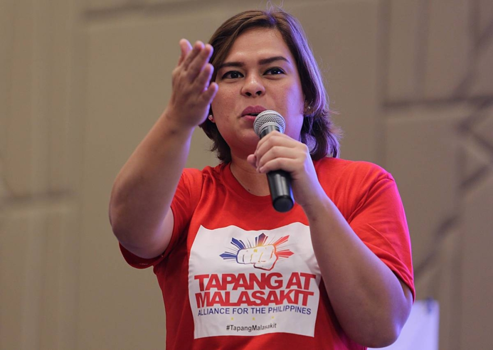 'No retreat, no surrender,' Sara supporters to launch her presidential candidacy Sept 13