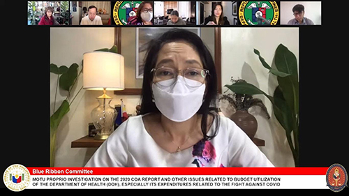Hontiveros flags incomplete papers of Pharmally deals on delivery ofoverpriced medical supplies