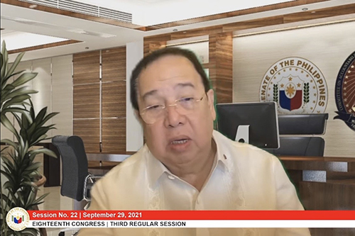 Gordon pushes for physicians' board exams in NCR for November