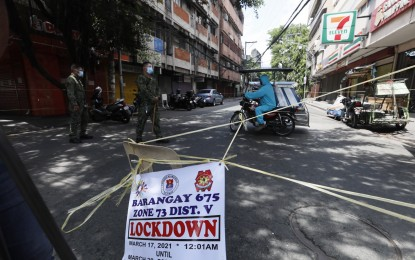 Guidelines on localized lockdowns in NCR 'provisionally' OK'd