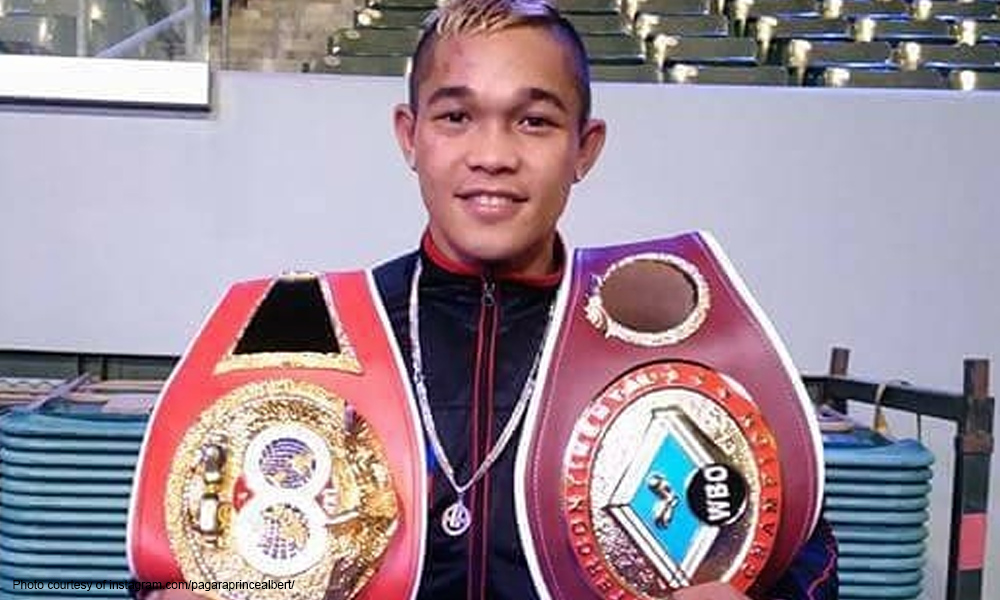 Boxing champ Albert Pagara arrested in Cebu on child molestation charges