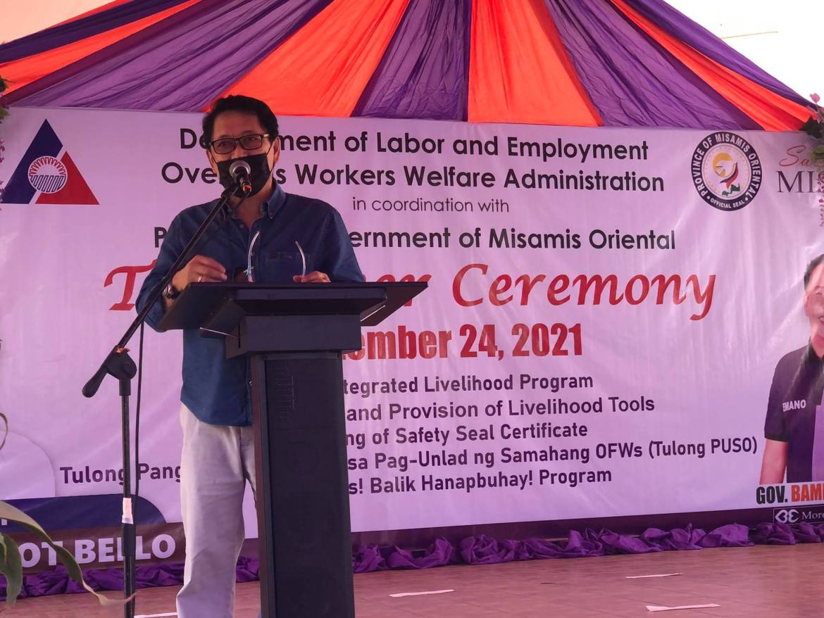 Healthy collaboration between workers and management among health institutions is key to effective response during health crises like Covid — DOLE Sec. Silvestre Bello