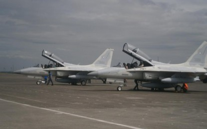 PAF jets keep constant watch over PH skies
