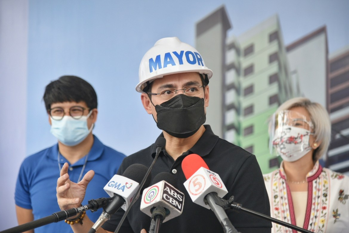 All systems go for Manila's 6th major housing project