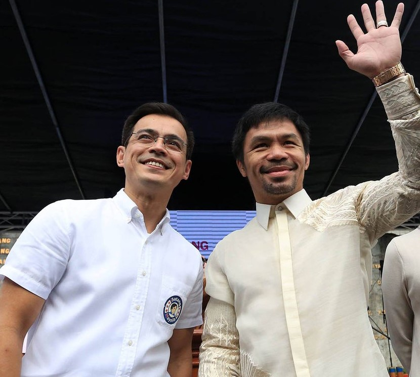 NCR-based young businessmen urge 'Visayan-rooted' Isko Moreno to run for president in 2022
