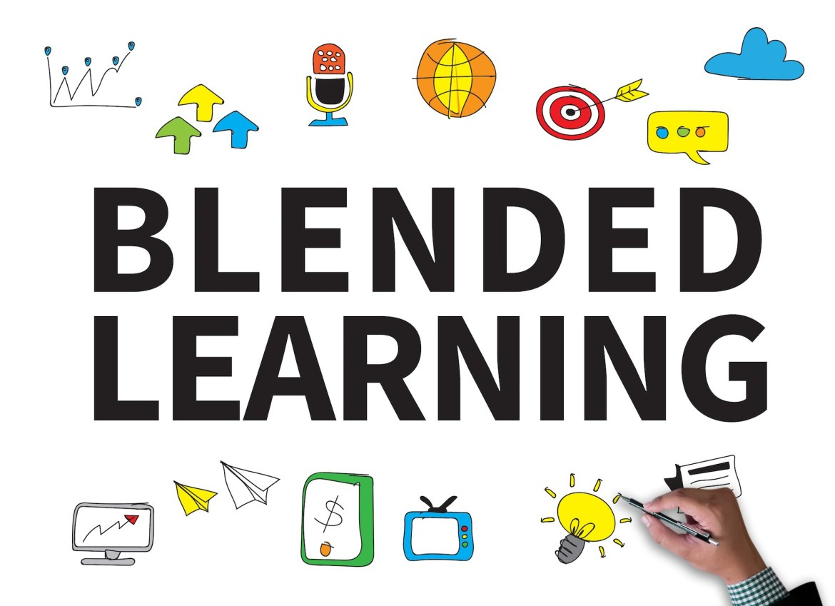 Issues on blended learning