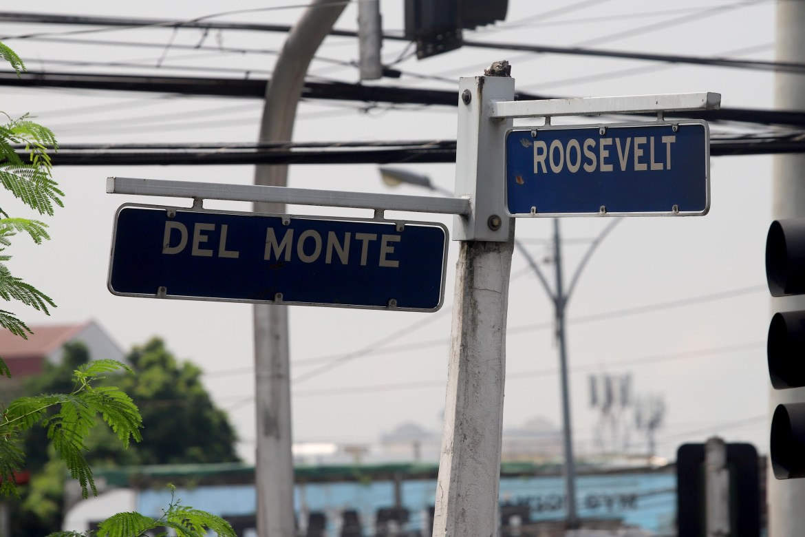 Say 'goodbye to Roosevelt Avenue,' 'hello to 'FPJ Avenue'