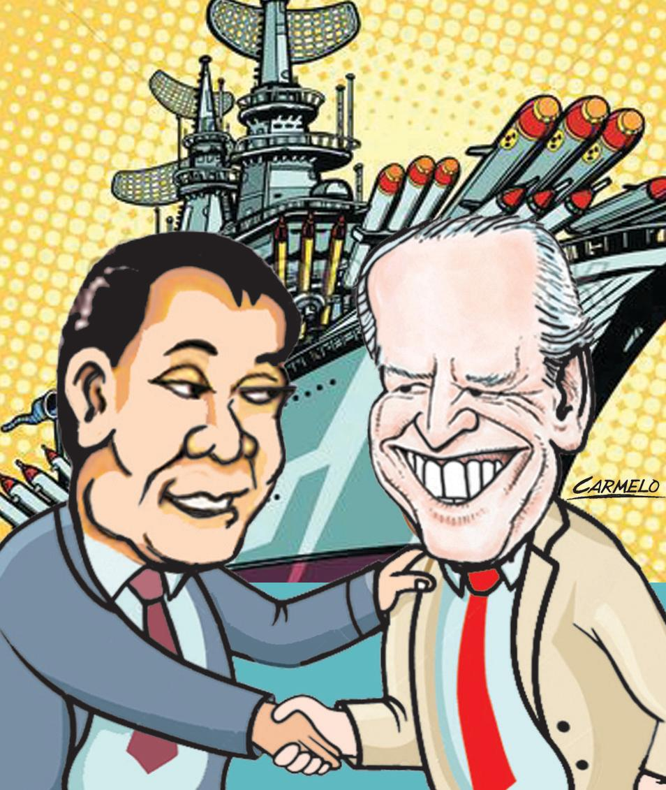 PH, US reaffirm commitment to enhance defense ties