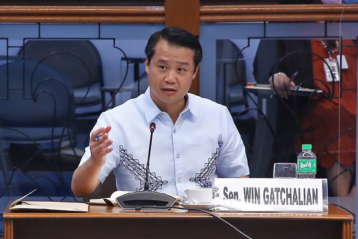 Gatchalian urges DOH to expedite vaccination of outbound OFWs