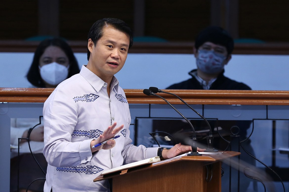 Gatchalian asks DOH, DTI to ensure COVID-19 testing laboratories' compliance with new price cap