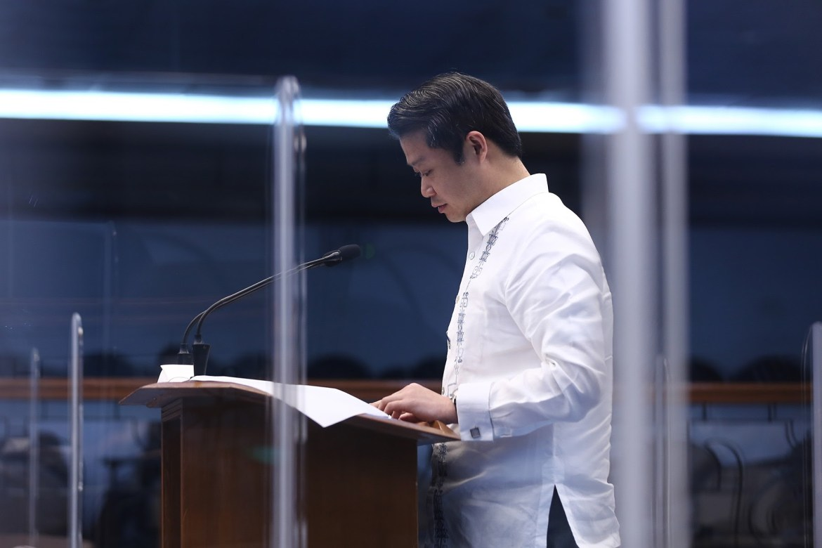 Gatchalian tells IATF, LGUs: to give public, businesses ample time to prepare for granular lockdown