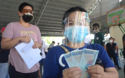 Nearly 98% of ECQ aid funds disbursed in NCR