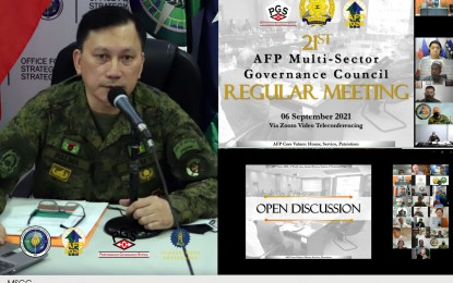 AFP identifies, improves gaps in security ops, peace programs