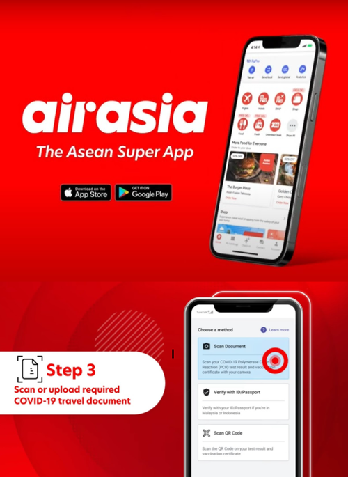 AirAsia PH makes travel seamless with health travel app under new normal