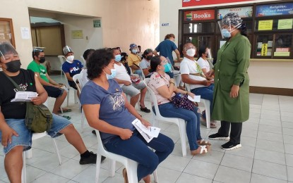 Dialysis patients among priorities of Davao City vax drive