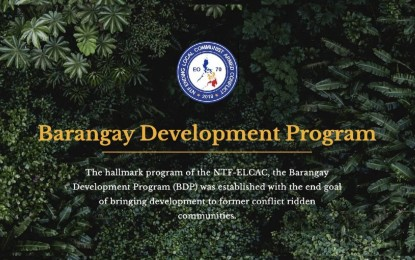 BDP projects to benefit over 2.3M indigents: DILG